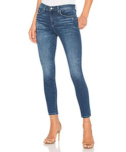 Current/Elliott | The Super High Waist Ankle Skinny