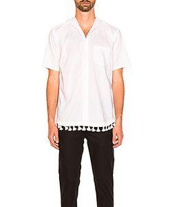 Clot   Hooded Shirt