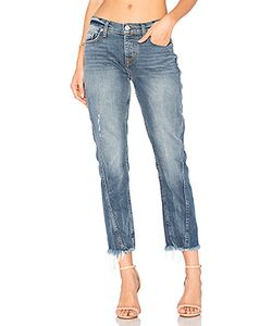 Hudson Jeans | Rival Seamed Straight Jean