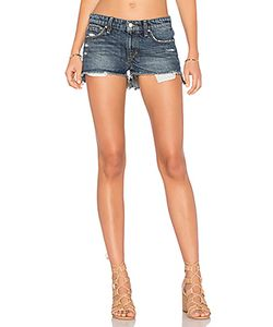 Joe'S Jeans | Шорты С Асимметричным Низом