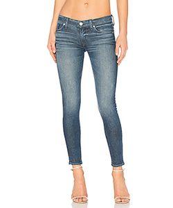 Hudson Jeans | Укороченные Супер Узкие Джинсы Krista