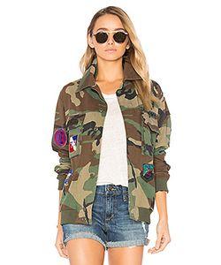 As65   Military Vintage Jacket