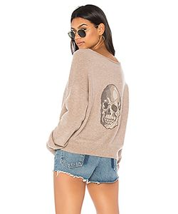 360 Sweater | Свитер С Широким Вырезом Lou