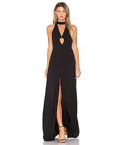 JILL JILL STUART | Вечернее Платье С Высоким Воротом
