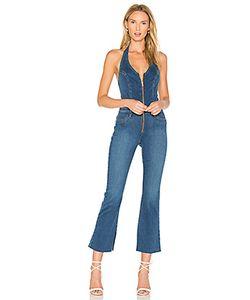 Joe'S Jeans | Halter Flare Jumpsuit