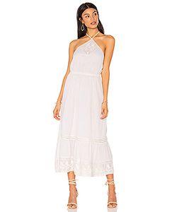 boemo | Миди-Платье На Шлейках Cayo Blanco