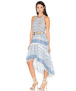 boemo | Платье С Асимметричным Подолом Abaco