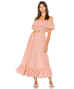 Marysia Swim | Платье Со Спущенными Плечами