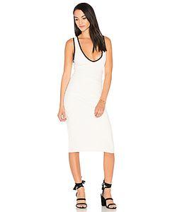 James Perse | Платье С Вырезом V