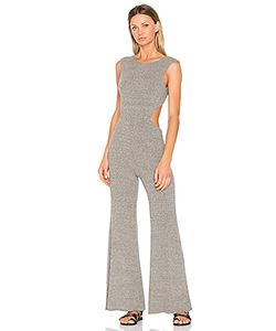 Enza Costa | Rib Wrap Jumpsuit