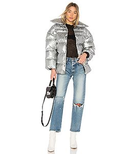 OFF-WHITE | Объемная Куртка Medium