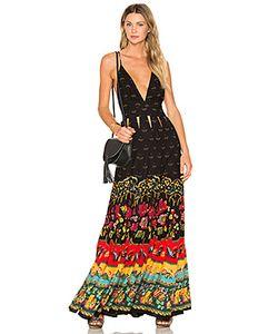 FARM   Boho Maxi Dress