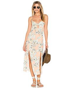 Minkpink | Платье Миди Palm Springs