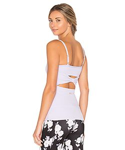 Beyond Yoga | X Kate Spade Cinched Back Bow Tank