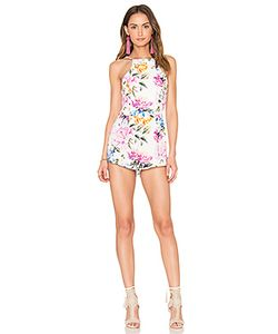 Show Me Your Mumu | Afton Tie Back Romper