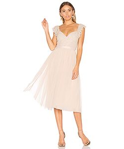 Needle & Thread | Платье Swan