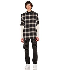 Helmut Lang | Drawcord S/S Shirt