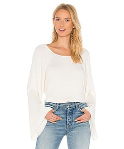 Elizabeth And James | Reagan Wide Sleeve Top