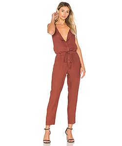 Enza Costa | French Linen Jumpsuit