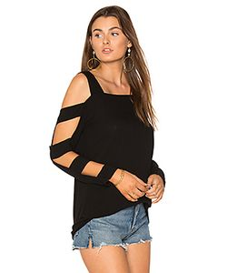 Stillwater | Banded Magic Top