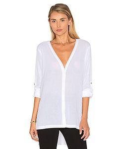 Heather | Сеточная Рубашка На Пуговицах