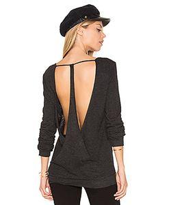 Lanston | Back Drape Pullover