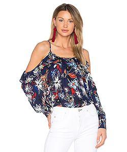 Parker | Комбинированная Блуза Maureen