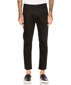 STAMPD | Resin Slim Fit Cropped Jeans