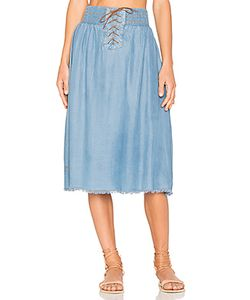 Somedays Lovin | Cali Chambray Skirt