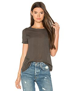 Autumn Cashmere | Distressed Pocket Tee