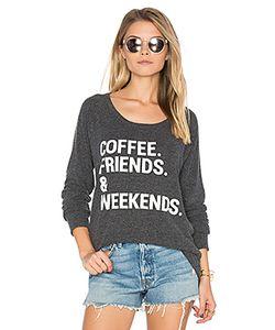 Chaser | Пуловер Coffee Friends Weekends