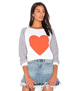 Wildfox Couture | Круглая Горловина Perfect Heart