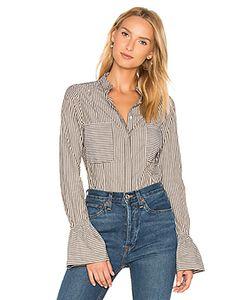 Frame Denim | Полосатая Блуза С Подгонкой