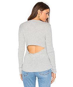 360 Sweater | Casia Slit Back Top