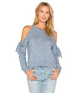 Milly | Tie Shoulder Sweater