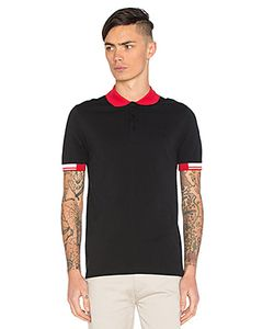 Raf Simons X Fred Perry | Tipped Cuff Pique Polo F Perry X Raf Simons