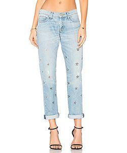 Hudson Jeans | Свободные Прямые Джинсы Riley