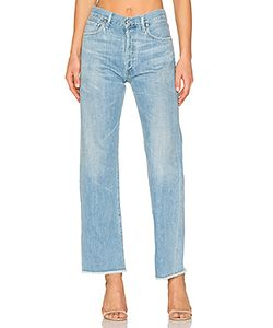 Citizens of Humanity | Parker Relaxed Cuff Crop