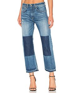 Rag & Bone/Jean | Marilyn Buckle Back