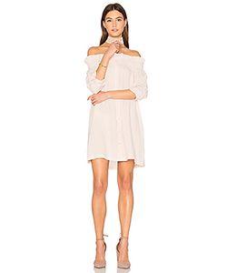 Minkpink | Платье Со Спущенными Плечами Business Class