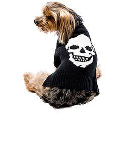 360 Sweater   Свитер Для Собаки Skull
