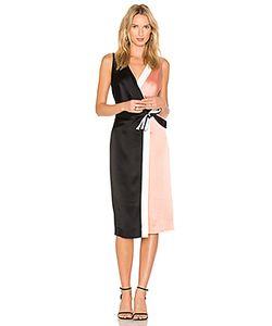 Diane Von Furstenberg | Taped Wrap Dress