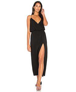 BLQ BASIQ | Maxi Dress With Side Slit