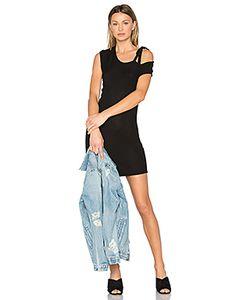 Riller & Fount | Мини Платье С Открытыми Плечами Kris