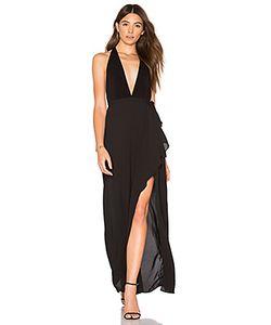 BCBGMAXAZRIA | Вечернее Платье С Глубоким V-Образным Вырезом