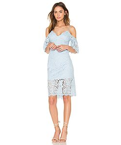BARDOT | Кружевное Платье Karlie