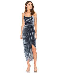 Shona Joy | Платье Со Шнуровкой Electra