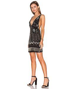Tessora | Украшенное Коктейльное Платье