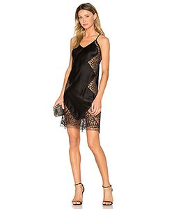 Michelle Mason | Кружевное Платье-Комбинация