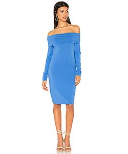 Bobi | Modal Jersey Off Shoulder Mini Dress